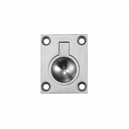 FP-51 Stainless Steel Cavity Handle Hidden Handle Basement Cover Turnable